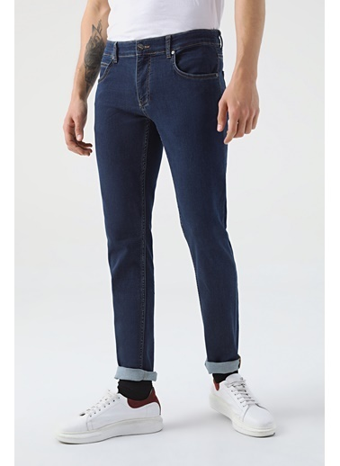 Tween Super Slim Fit Denim Pantolon Lacivert